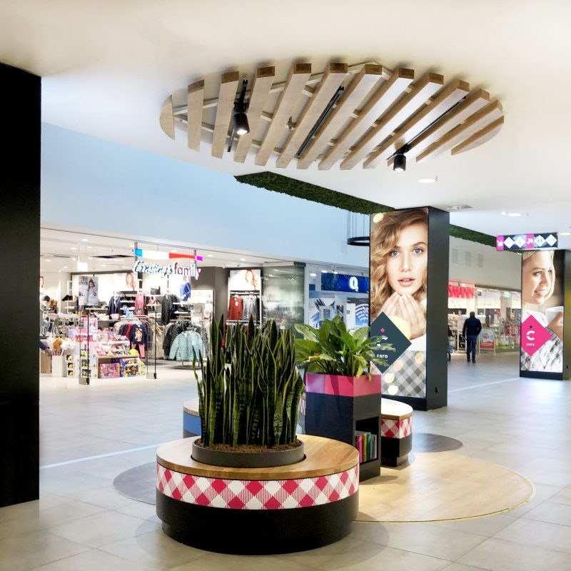 Shoppingmall Caro