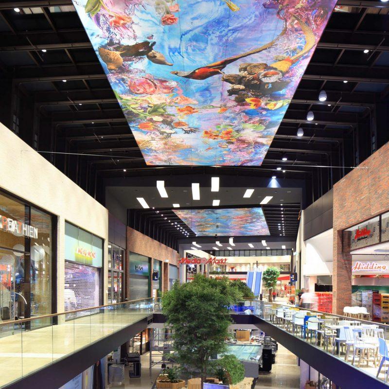 Shoppingmall Emsgalerie